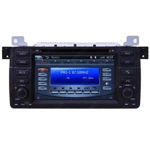 BMW E46 M3 Car GPS Navigation System DVD Player