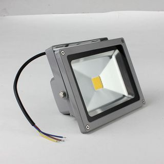 20W High Power Warm White LED Wash Flood Light Lamp 85 265V Waterproof