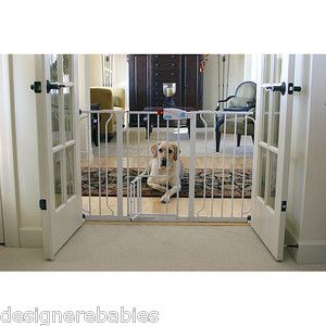 Carlson Super Wide Baby Pet Safety Gate BRAND NEW