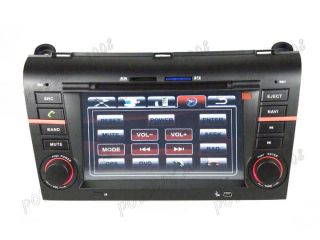2003 2009 Mazda 3 Car GPS Navigation System DVD Player