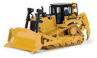 Caterpillar D8T Track Type Tractor with Single Shank Ripper   Features