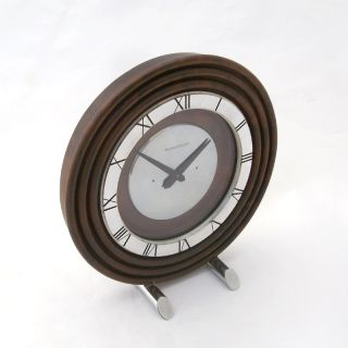 Jaeger LeCoultre Art Deco Desk Clock 1930s 8 Days