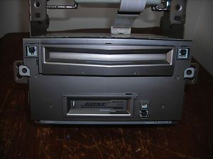 2004 2005 NISSAN MAXIMA BOSE CD CHANGER PLAYER RADIO 281887Y300 OEM
