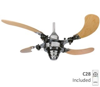 Fanimation 43 Air Shadow Mechanical Ceiling Fan