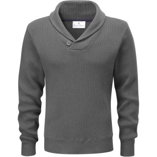 Charles Wilson Mens Shawl Collar Jumper