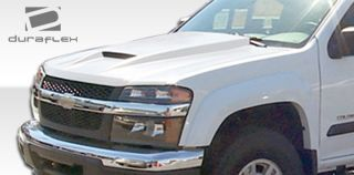 2004 2006 Chevrolet Colorado/GMC Canyon Duraflex Ram Air Hood