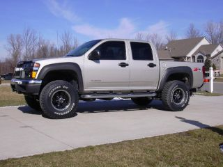Suspension Lift Kit 2004 2012 GMC Chevrolet Colorado Canyon 4x4