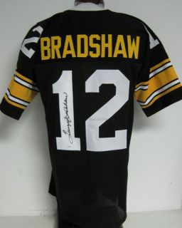 Terry Bradshaw Steelers Signed Autographed Jersey JSA