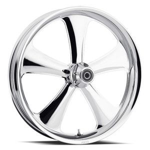Chip FOOSE Custom Rims 21 Chrome Wheel Set for Harley