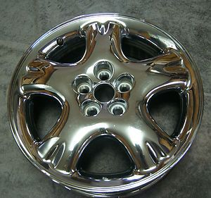 16 Chrysler PT Cruiser Chrome Wheel Rim