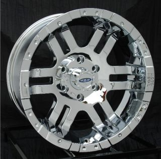 16 inch Chrome Wheels Rims Chevy Truck GMC 6 Lug 1500
