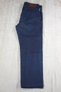 Citizens of Humanity Sid Straight Leg Jeans Nigel Wash Size 31 w 27