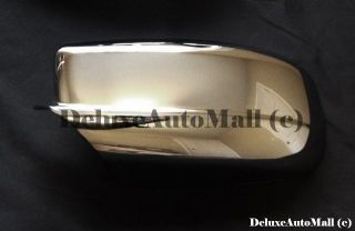 2011 2012 Chrysler 200 300 Dodge Charger Chrome Mirror Covers (2PCS