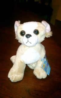 Webkinz Virtual Pet Plush   CHIHUAHUA DOG (6.5 inch) NEW WITH SEALED