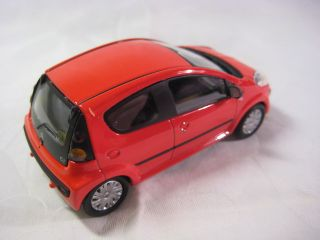 VW New Beetle Citroen C1 Diecast Car Models 1 43 1 43