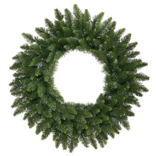 camdon fir artificial christmas wreath item # a861024 features 2