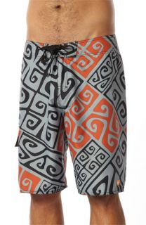 Quiksilver Waterman Collection Diamond Dobby™ Print Board Shorts