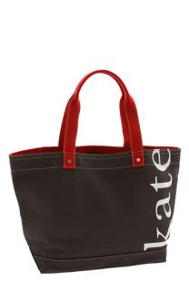 kate spade small coal tote bag