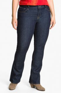 Lucky Brand Ginger Bootcut Jeans (Plus)