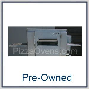 Used Lincoln Impinger I Conveyor Oven 1000 120V Gas Gen1