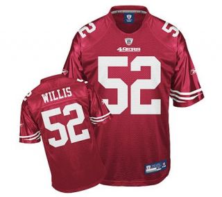 NFL San Francisco 49ers Patrick Willis Youth Jersey —