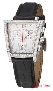 Corum Trapeze Mens Chronograph Watch