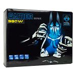 Cool Power Gamer CP G980 980W 20+4 pin Blue LED Fan ATX Power Supply w
