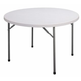Correll Inc 48 w Round Folding Table FS48R 33