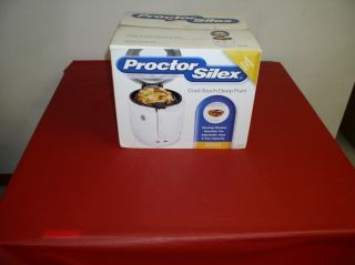 Proctor Silex Cool Touch Deep Fryer