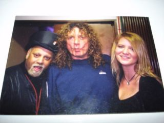 Robert Plant Zeppelin Keith Correa Fridge Magnet 99