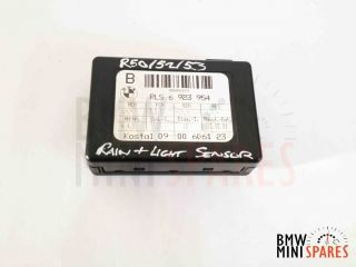BMW MINI One / Cooper / Cooper S Automatic Rain & Light Sensor R50 R52