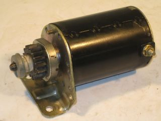 Briggs Stratton 26HP Twin 446777 Electric Starter Motor 499521 795121