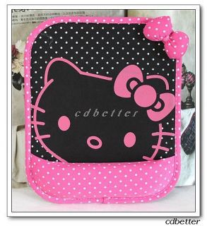 Lovely Cute Hello Kitty Beach Pink Mouse Pads Square Shape Computer