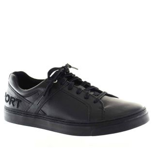 Rockport Mens Casual Sneakers K58434 Croydon 2 Black Leather