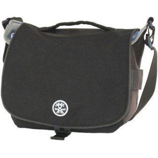 New Crumpler 5 Million Dollar Home Black Gun Metal