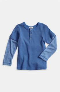Splendid Thermal Henley Shirt (Toddler) ( Exclusive)