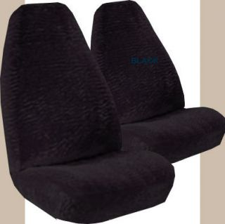Car Seat Covers in Genuine Sheepskin Superfit High Back Style Jeep