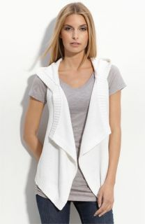 MICHAEL Michael Kors Hooded Knit Vest