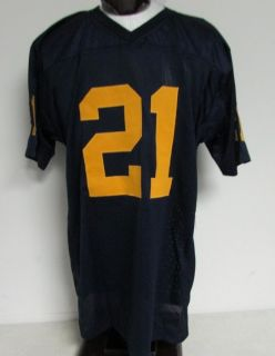 Desmond Howard Michigan Signed Autographed Jersey PSA DNA