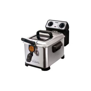 Fal Stainless Steel Pro Deep Fryer in Brushed Waffle FR4046002