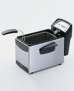 New Presto Digital Pro Fry Electric Deep Fryer 05462