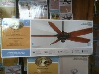 Hampton Bay Altura 68in Ceiling Fan