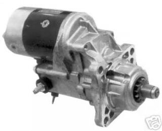 Dodge Truck Cummins Diesel Starter 1997 1998 1999 New