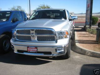 2009 2012 Dodge RAM Chrome Grille Assembly Mopar
