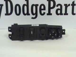 Dodge Ram power window switch 56049805ab OEM Mopar drivers side 03  10