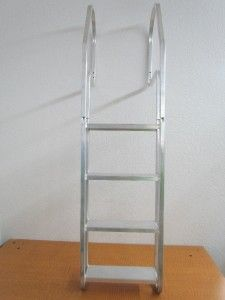 aluminum 4 step dock ladder 2004 f new search
