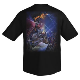 Doro RARE Diamonds T Shirt Heavy Metal Warlock New XL