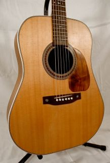 Dodson of Tennessee Hand Made Acoustic Guitar Dred Flatpicker
