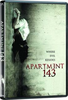 Apartment 143 Canadian Release New DVD 065935587408