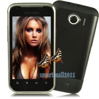 Touch Screen Dual Sim Smart Cell Phone 8MP Android4 0